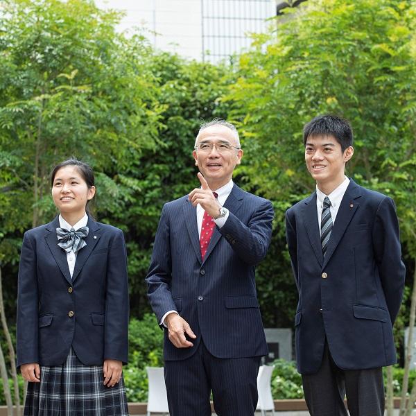 学校長 大塚 勝之